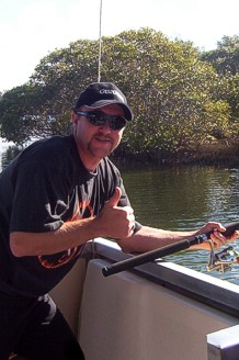 Wooli River - a top spot for good fishing